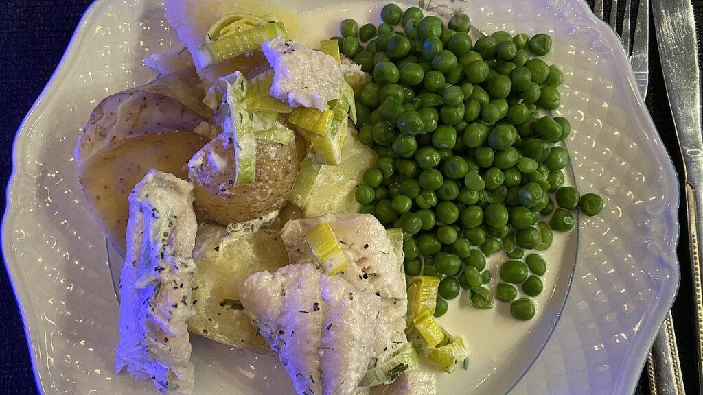 Fisk - tips om hälsosam mat, eller pekpinnar?