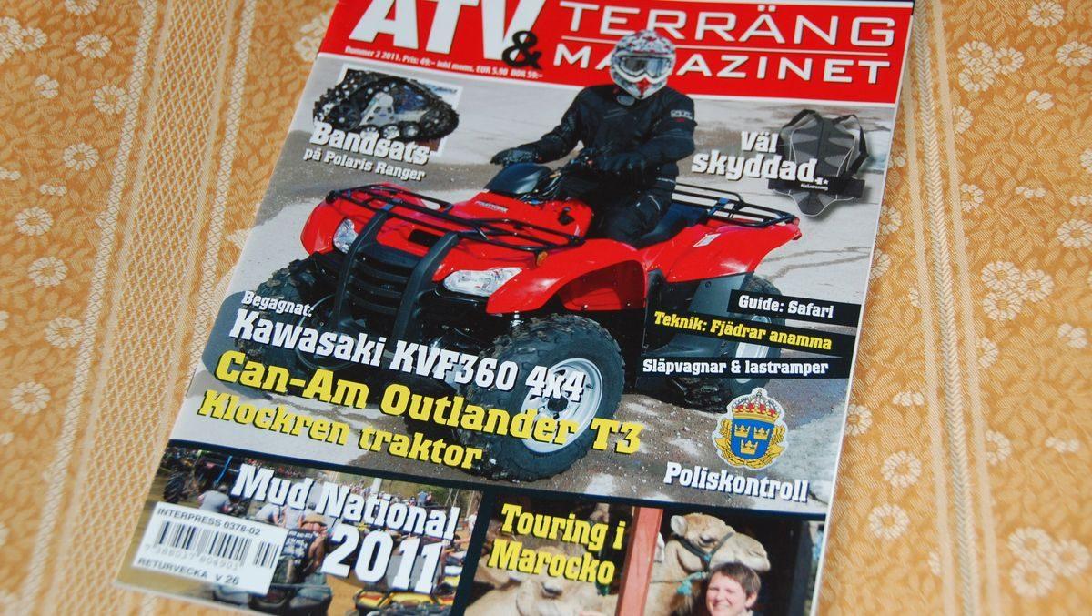 ATV Terrängmagazinet nr 2, 2011 (1)