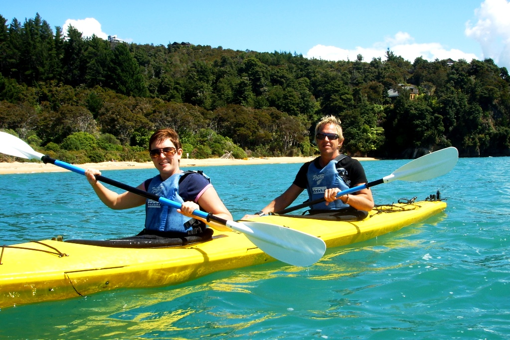 Restips för Nya Zeeland: Abel Tasman