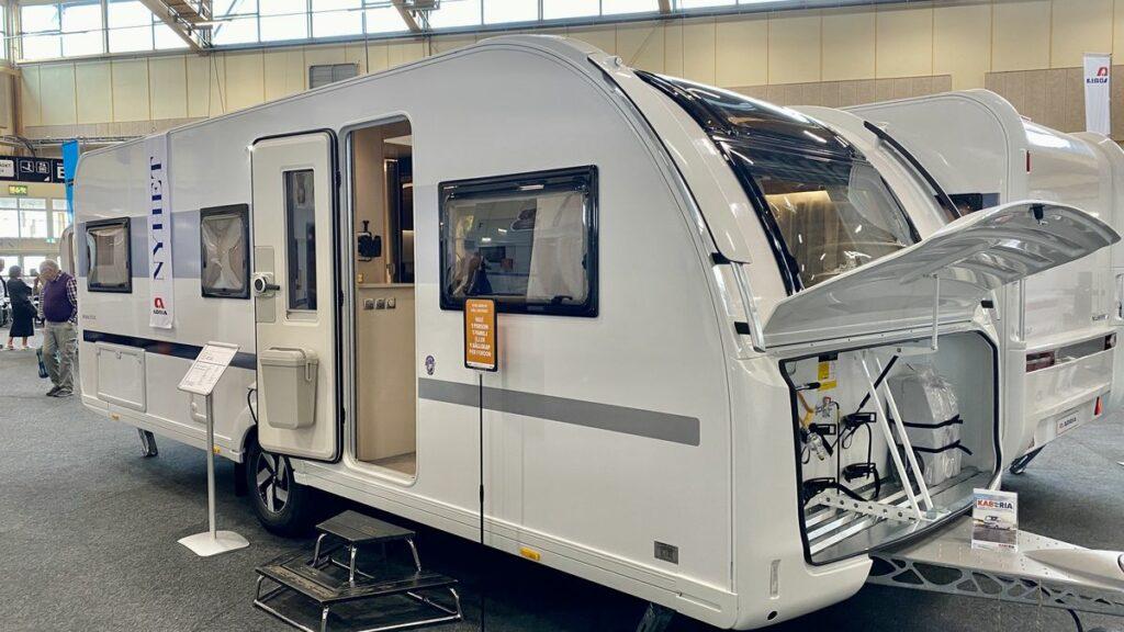 Husvagnar 2021 från Adria - Adora