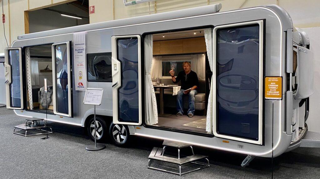 Husvagnar 2021 från Adria - Astella