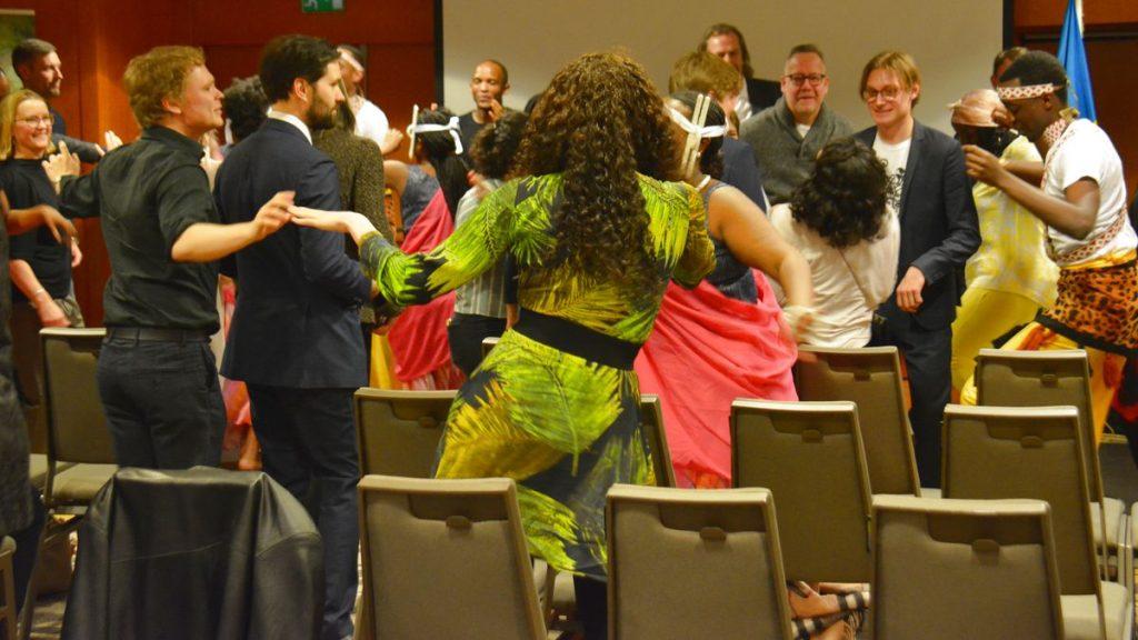 Rwanda event