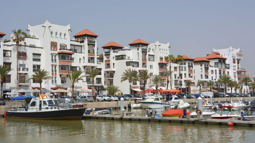Agadirs hamn