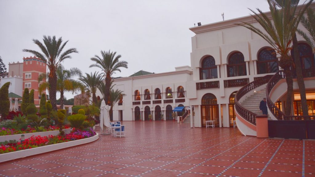 Atlantic Palace i Agadir