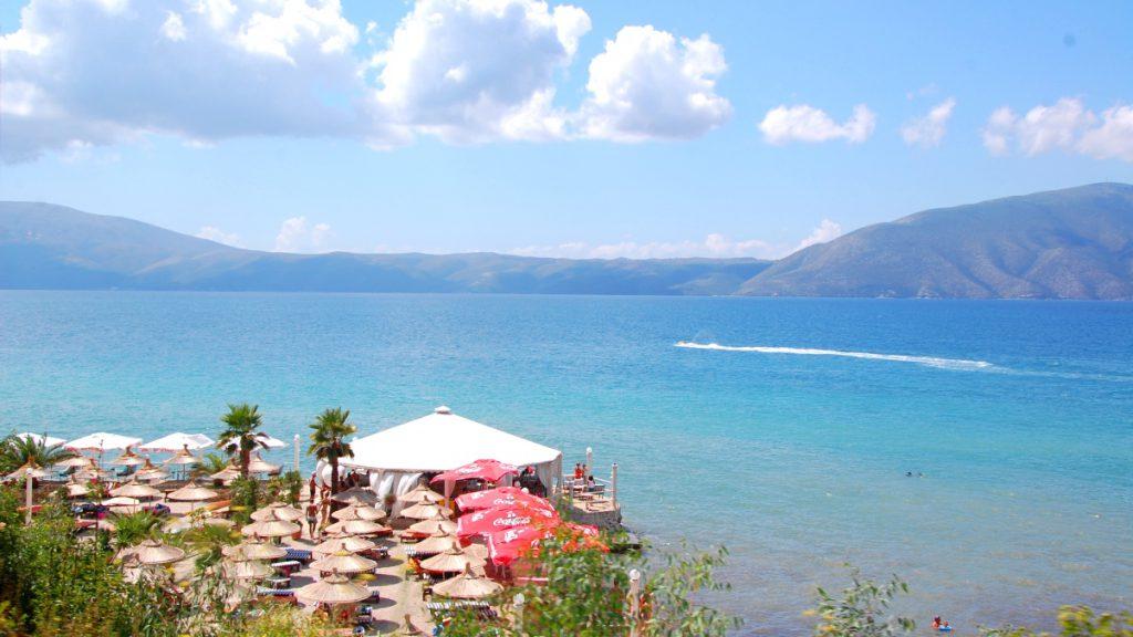 havet i Albanien