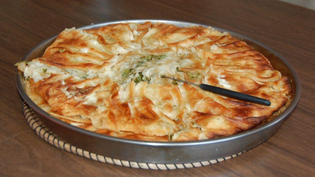 Mat i Albanien