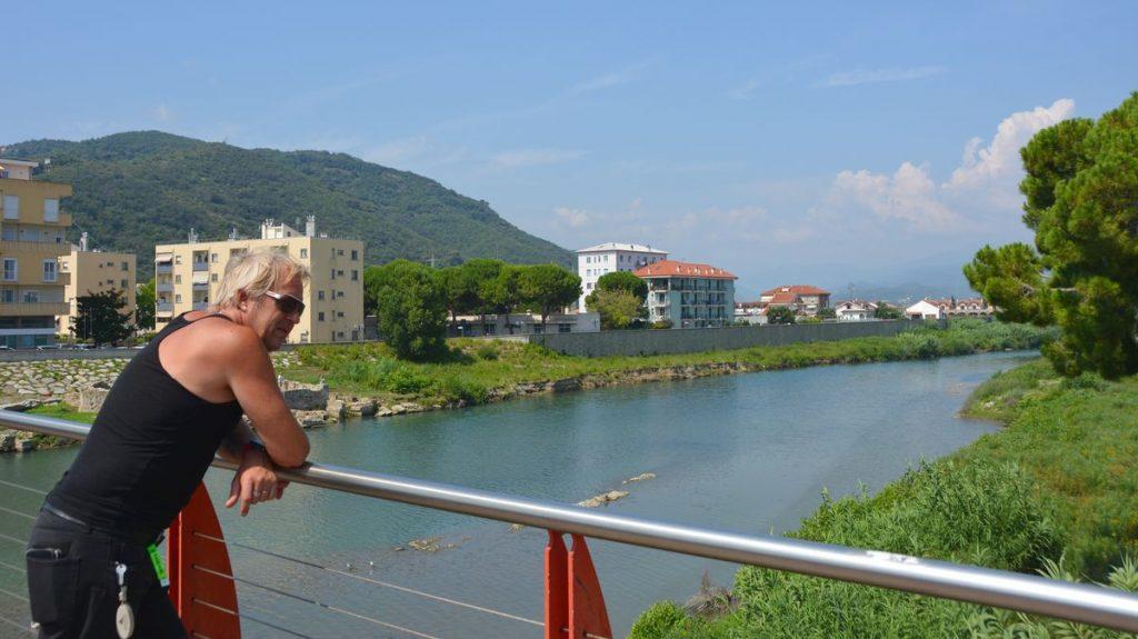 Albenga flod