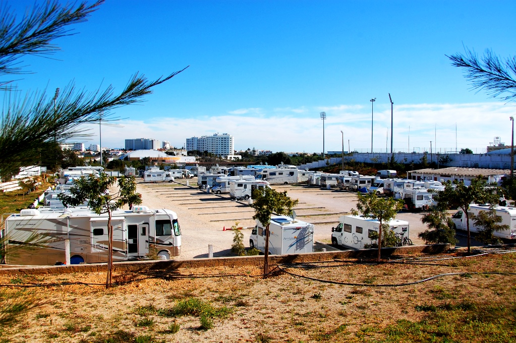 campingar och Ställplatser i Portugal