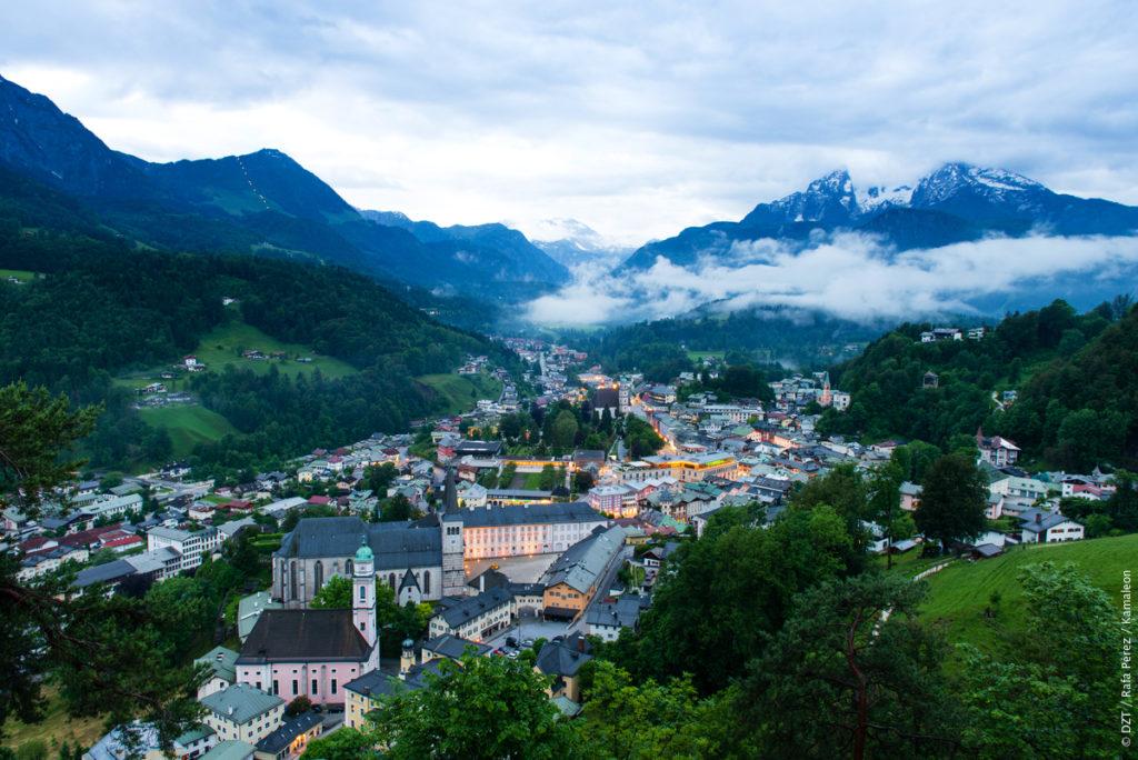 Grottor i Tyskland - Berchtesgaden