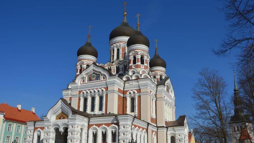 Alexander Nevsky katedralen