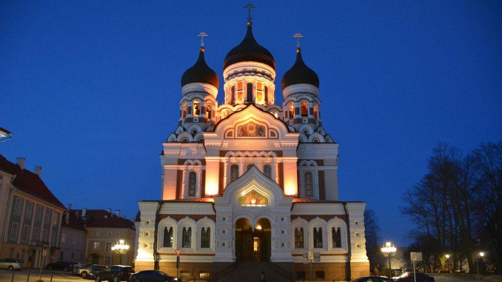 Alexander nevsky Tallinn