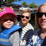 Veckans Gäst: Alexandra Khalifa, familjecampare i tält/campingbil