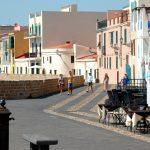 Från Stintino till Alghero, Sardinien