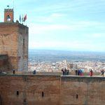 Alhambra – Granadas stolthet i Spanien