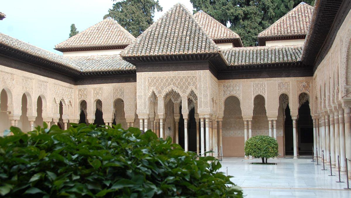 Alhambra palats