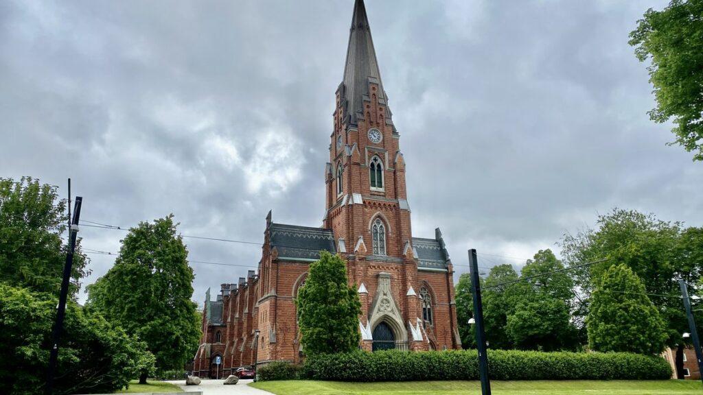 allhelgonakyrkan i Lund