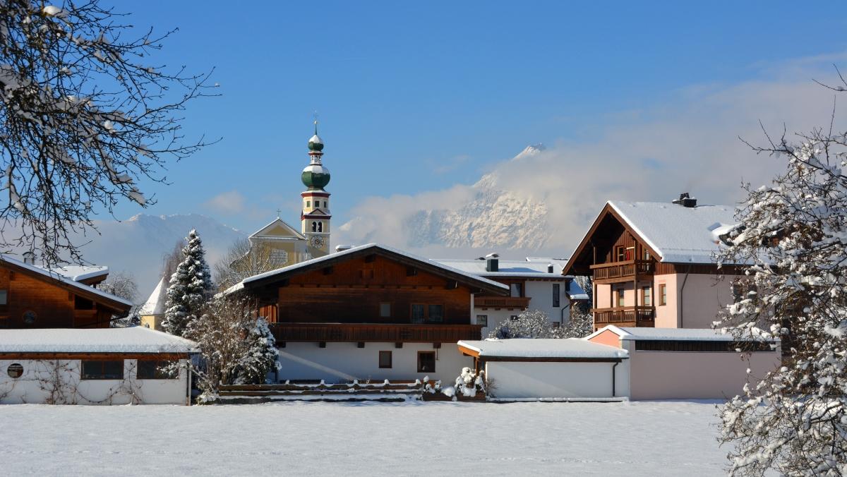 Bra skidorter i Österrike