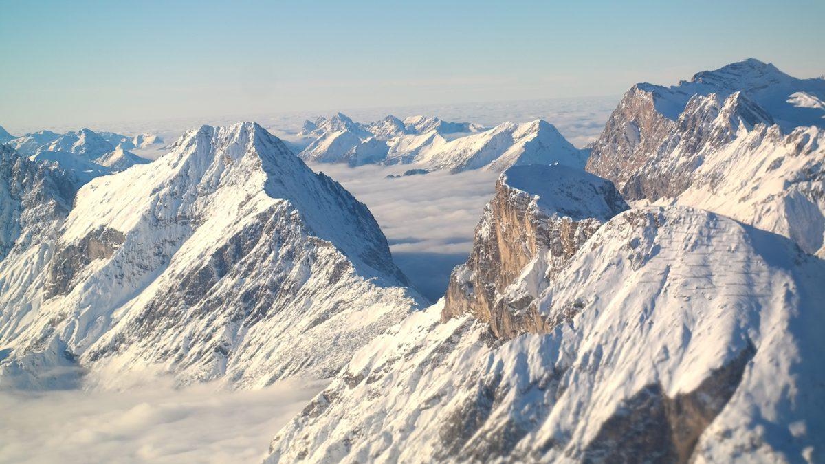 Vintersport i Österrikiska alperna