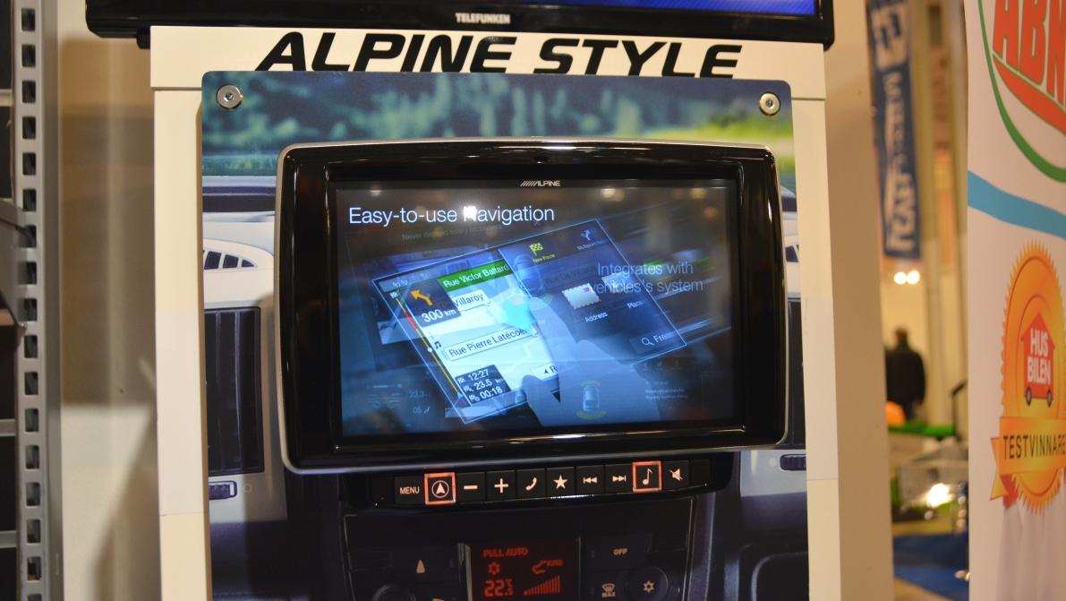 Alpine GPS