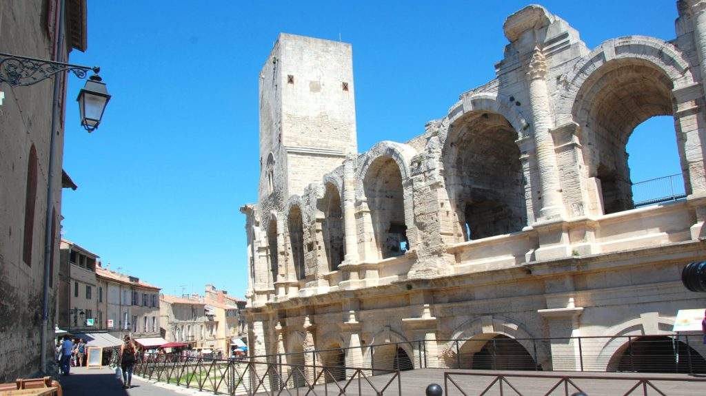 Amfiteater Arles