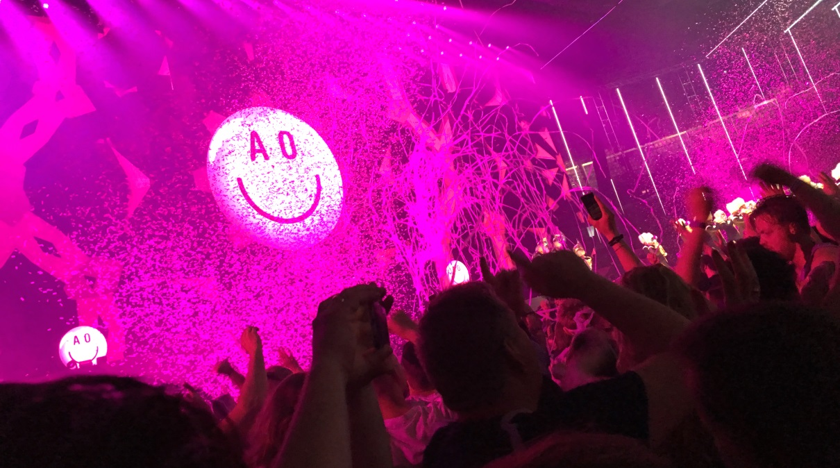 Amsterdam Armin Only