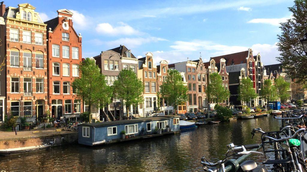 Amsterdam kanaler