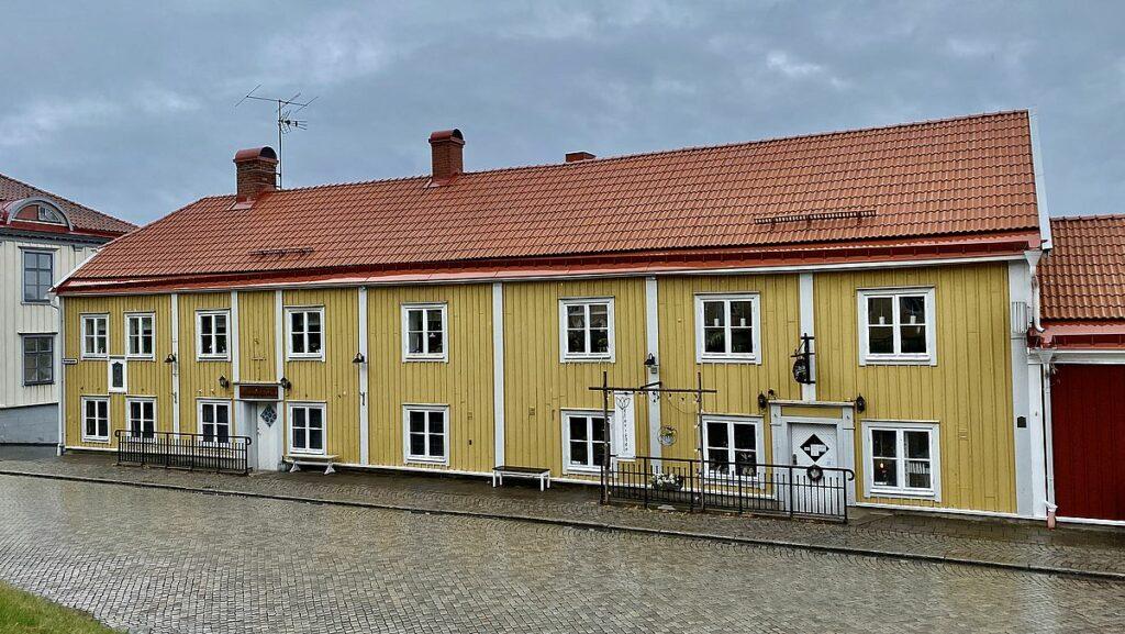 Göra i Gränna - Andrées hus