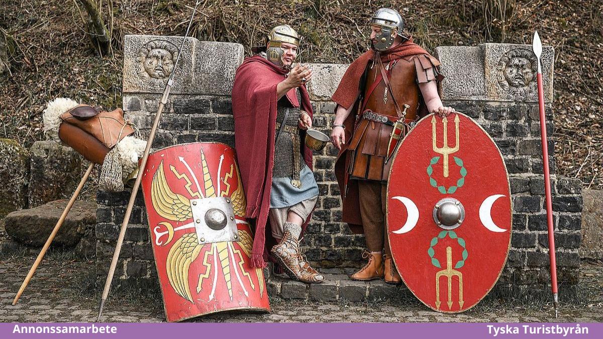 Romarriket i Tyskland