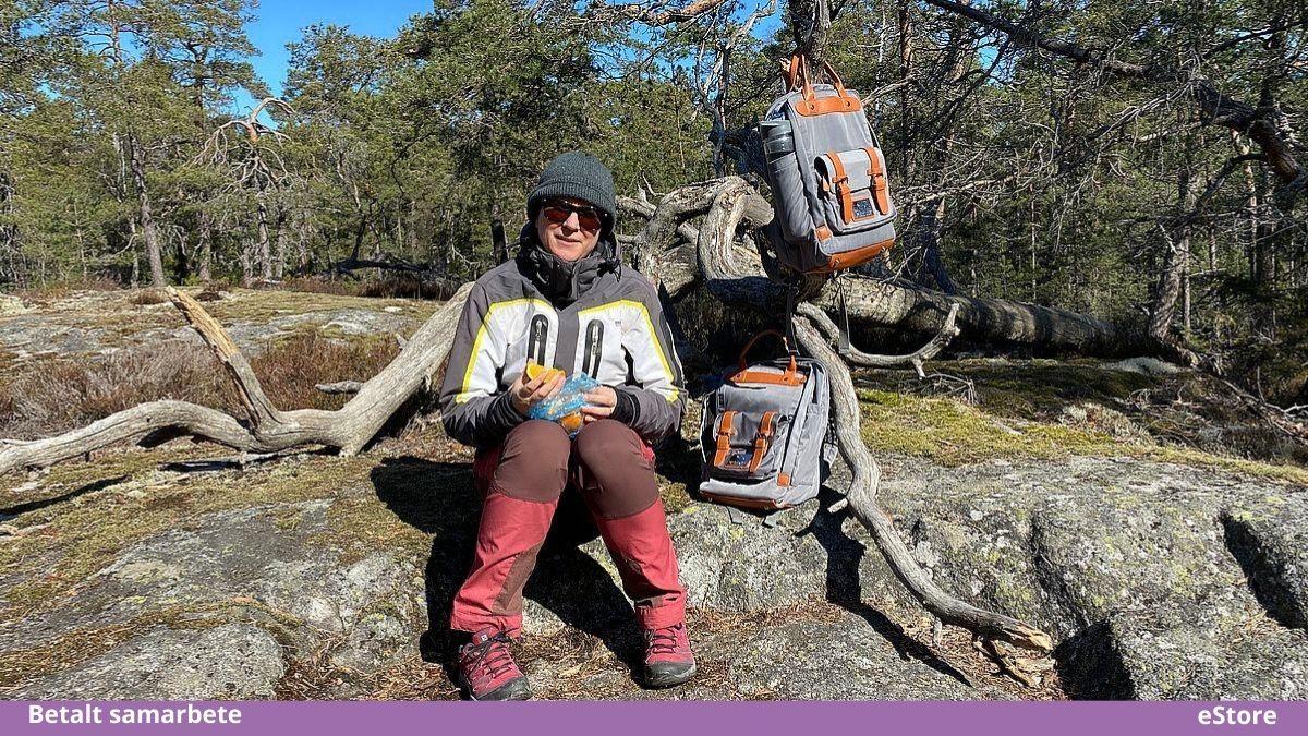 Packlista för vandring