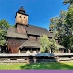 Friluftsmuseum i Tjeckien – Wallachian Open Air museum