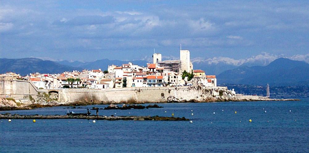 Antibes-panorama