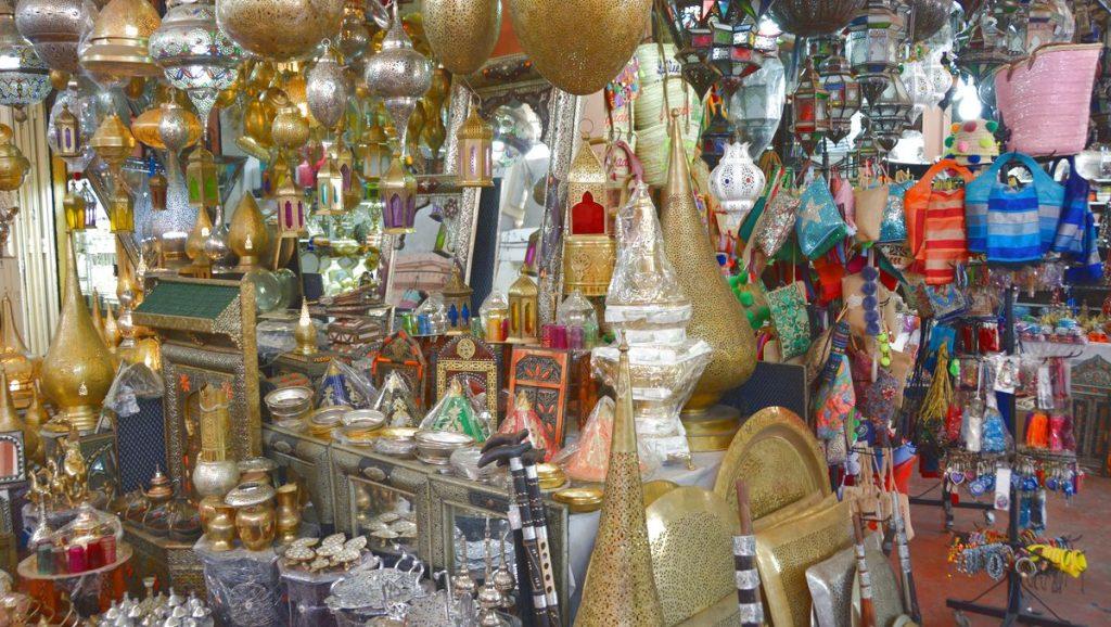 Marockanska lampor