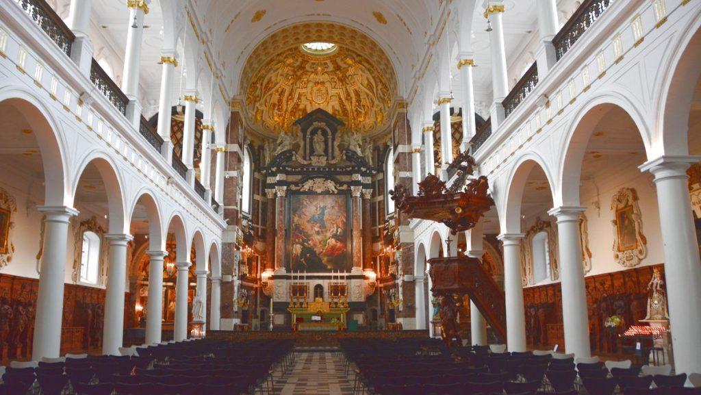 Abtwerpen kyrka