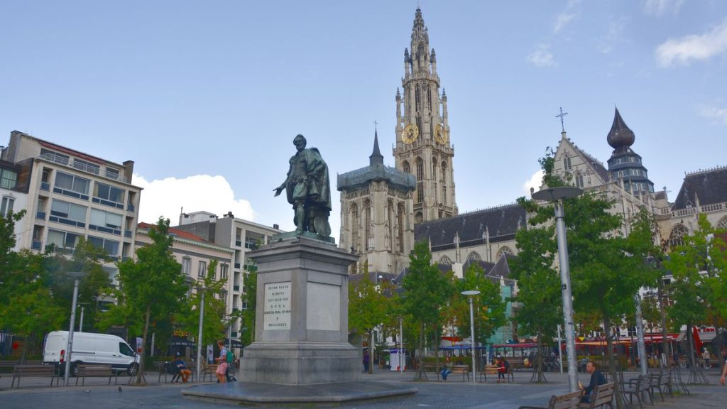 Antwerpen torg