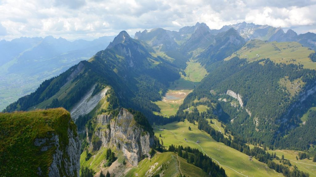 Appenzell berg
