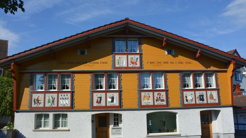 Appenzell house