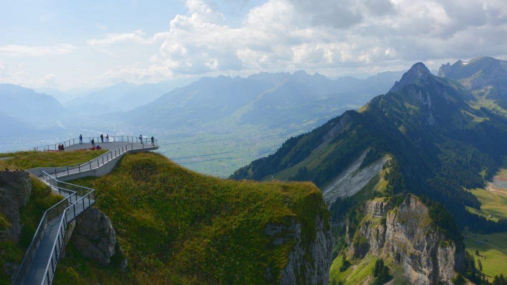 Appenzell utsikt
