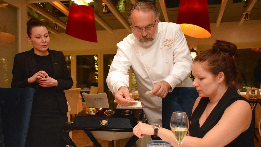 restauranger i Budapest - Aranykaviar