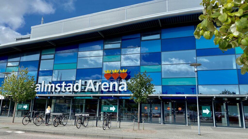 Göra i Halmstad - arenan