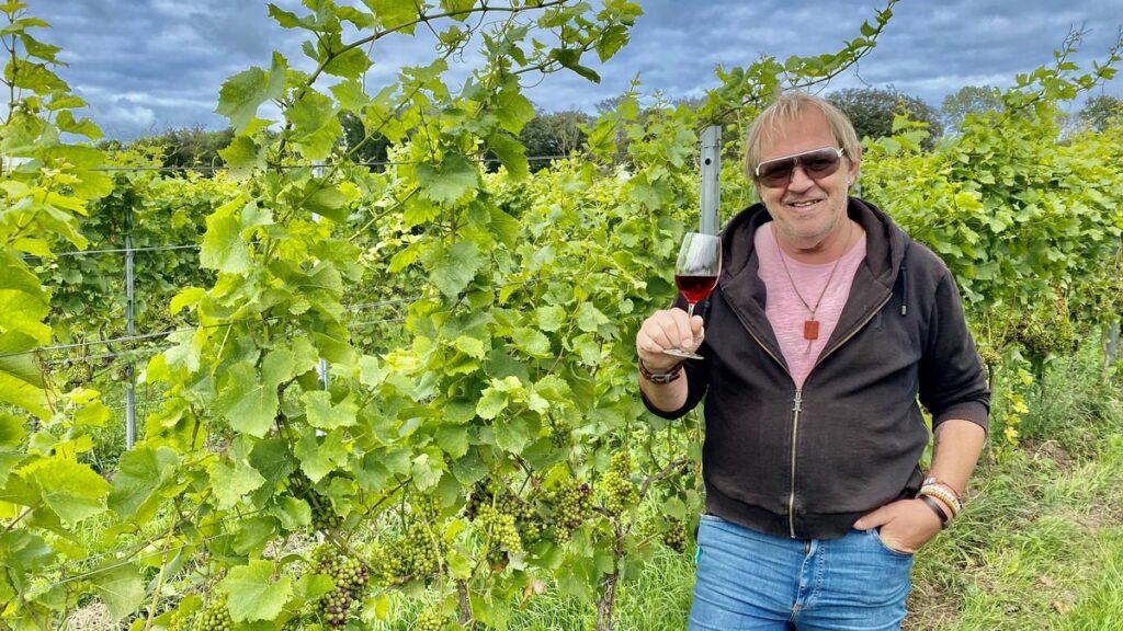 Svenskt vin på svenska vingårdar