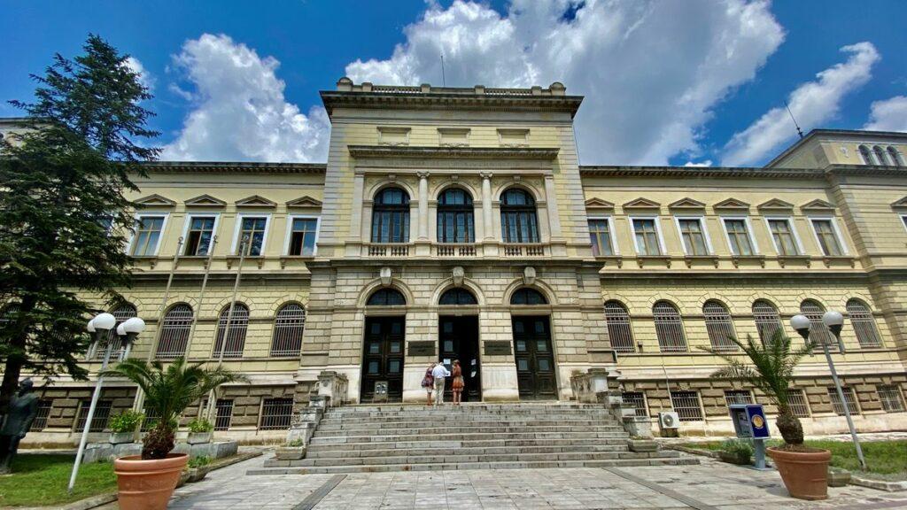 Göra i Varna i Bulgarien - arkeologiskt museum