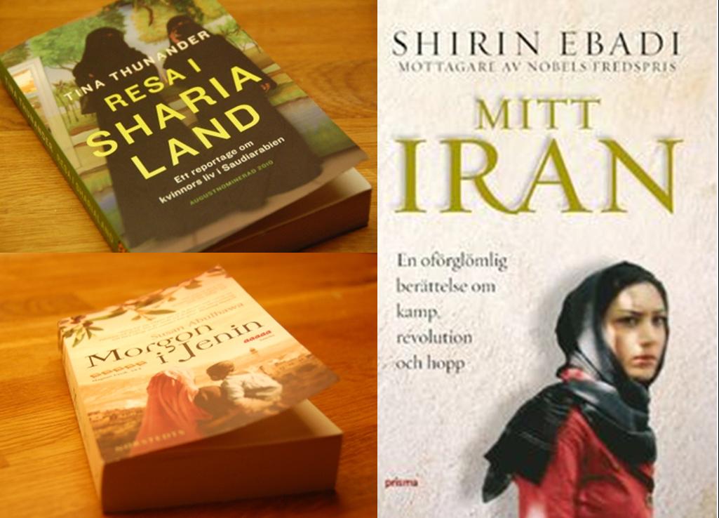 Asien i böckernas värld