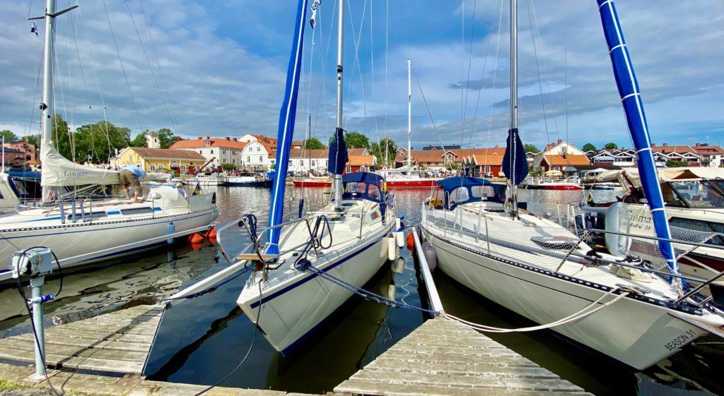 Askersund hamnen