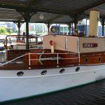 Veteranbåtar med spännande historia