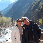 Atlasbergen – och besök bland berber