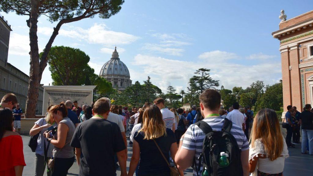 Att besöka Vatikanstaten - världens minsta land
