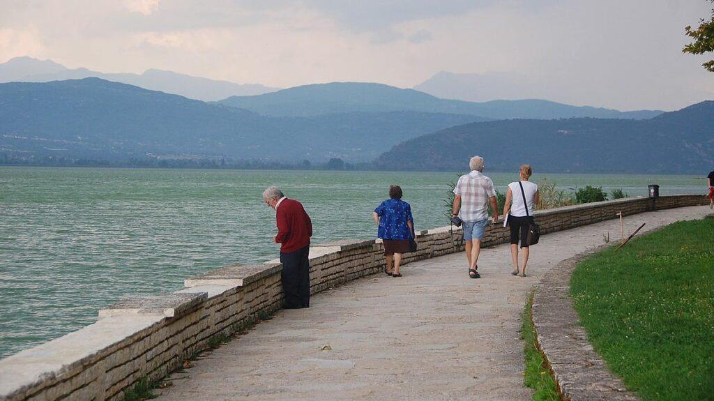 Ioannina i Grekland