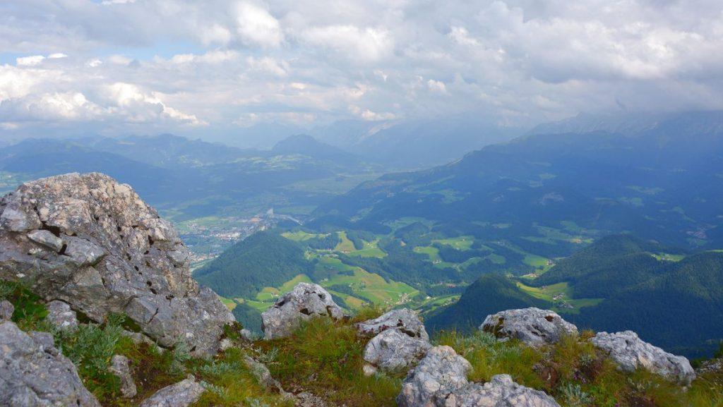 Austria mountain Untersberg