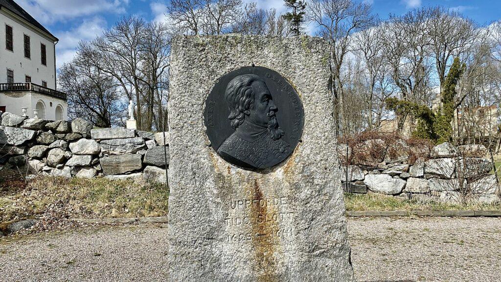 Axel Oxenstierna vid Tidö slott