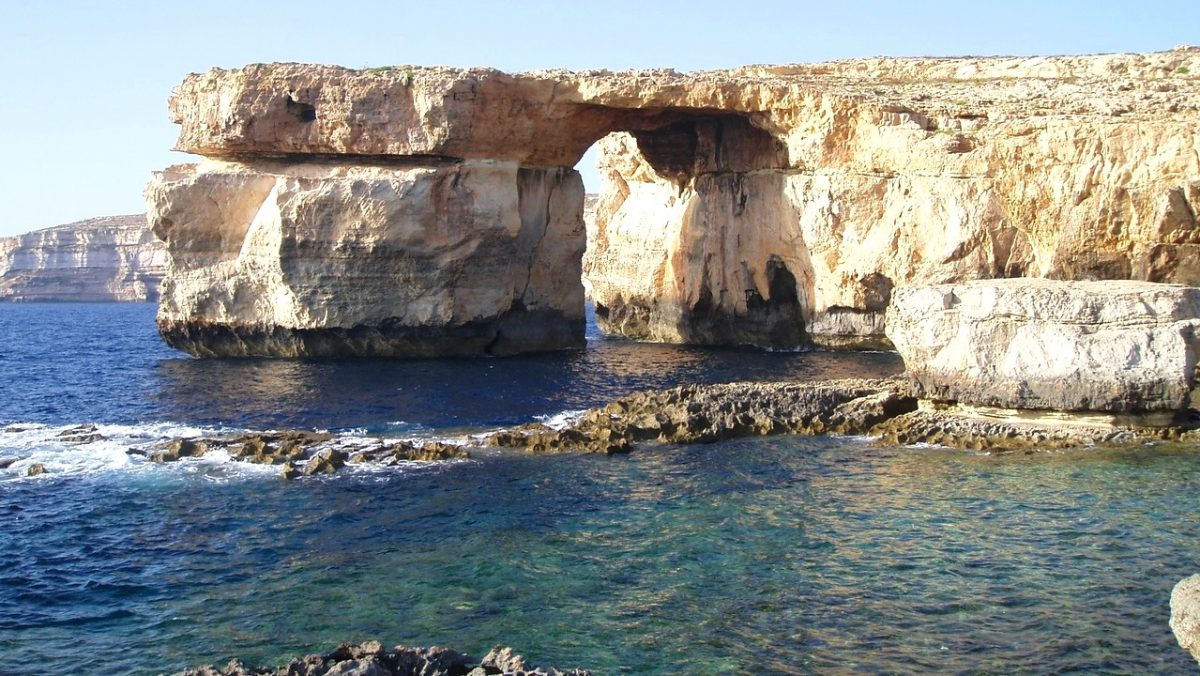 Azure Wiindow på Malta